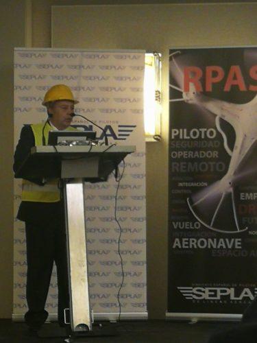 """""""I Encuentro de Pilotos de RPAs"""""""