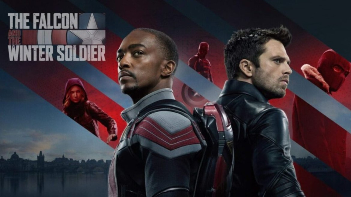 The Falcon and the Winter Soldier - copertina