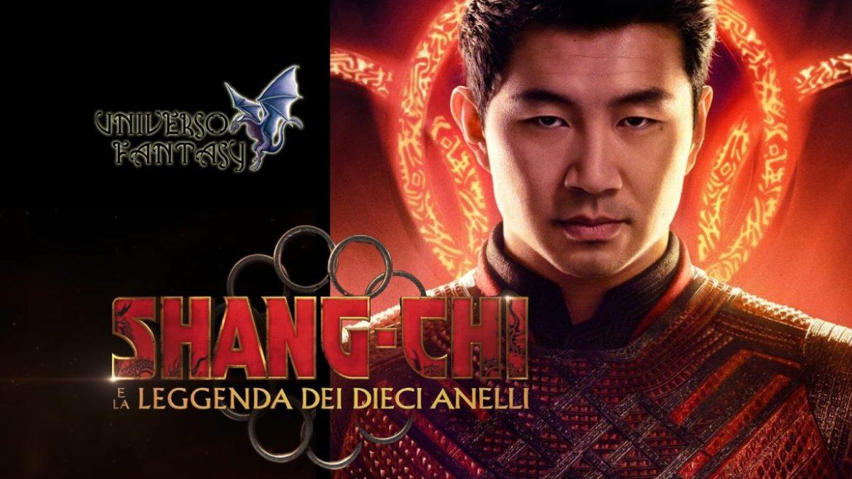 Shang Chi - copertina