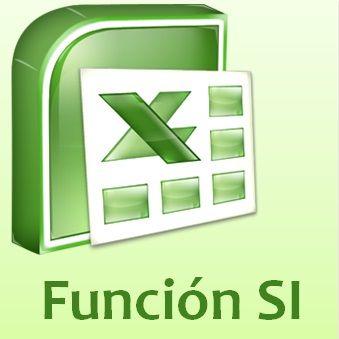 Dibujo de las fórmula SI del Excel
