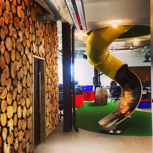 Nuevas oficinas Peer1hosting  Southampton