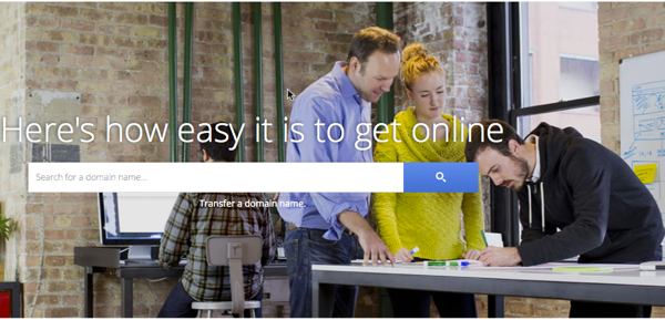 Google lanza Google Domains para registrar Dominios