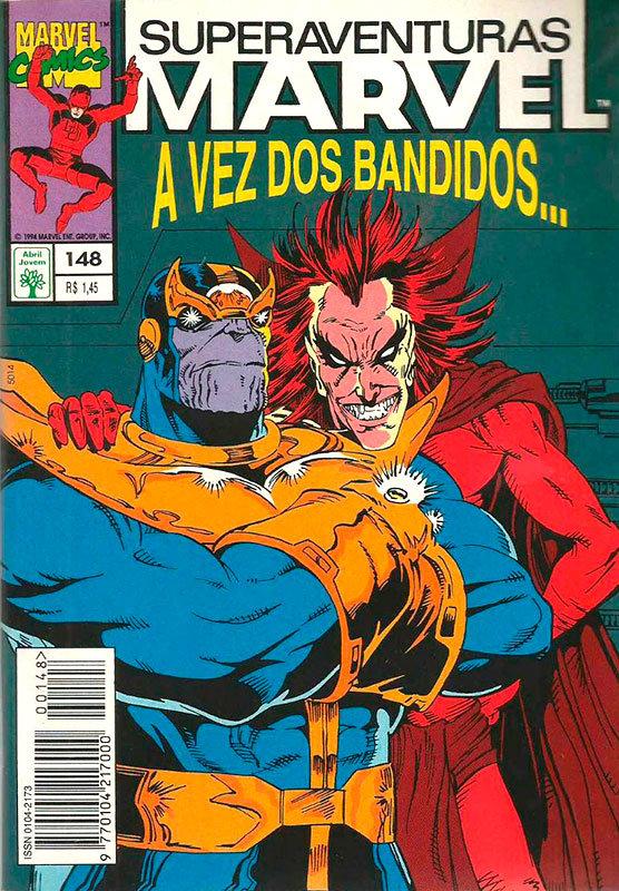 Superaventuras Marvel # 148