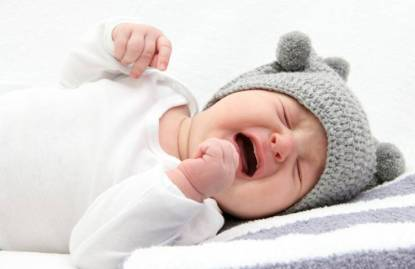 pianto neonat