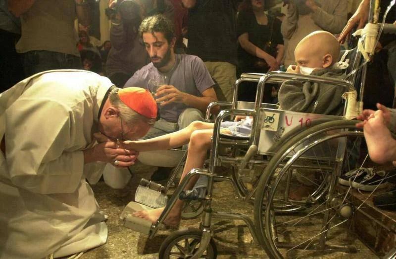 Un bambino e il papa 10