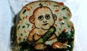 panino con il bambino