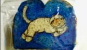 panino con il gatto nello spazio