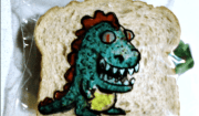 panino col dinosauro