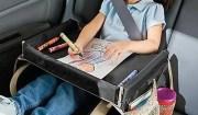 ripiano per far disegnare i bimbi in auto