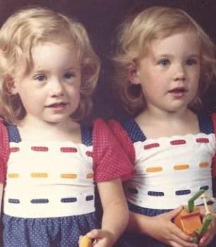 bimbe gemelle