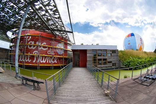 parco giochi mongolfiera