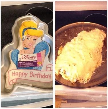 torta cenerentola