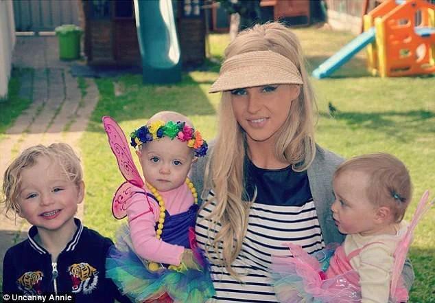 mamma con figli