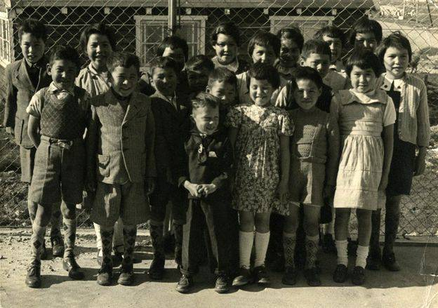 bambini deportati in quarantena