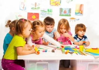 arte per i bambini