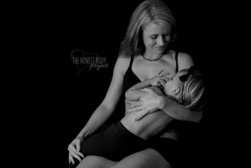 mamma e figlio