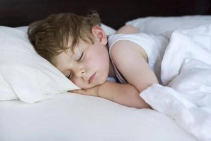 pipì a letto