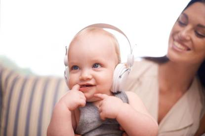 bambini e musica