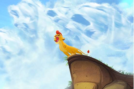 Kion, The Lion Guard