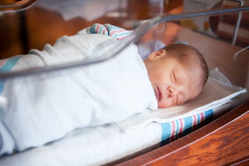 perdita di peso dei neonati