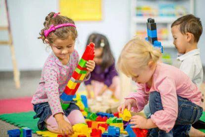l'asilo nido fa bene alla salute dei bambini