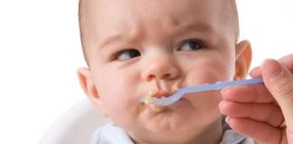 Alimenti per l'infanzia sicuri