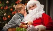 mentire su Babbo Natale