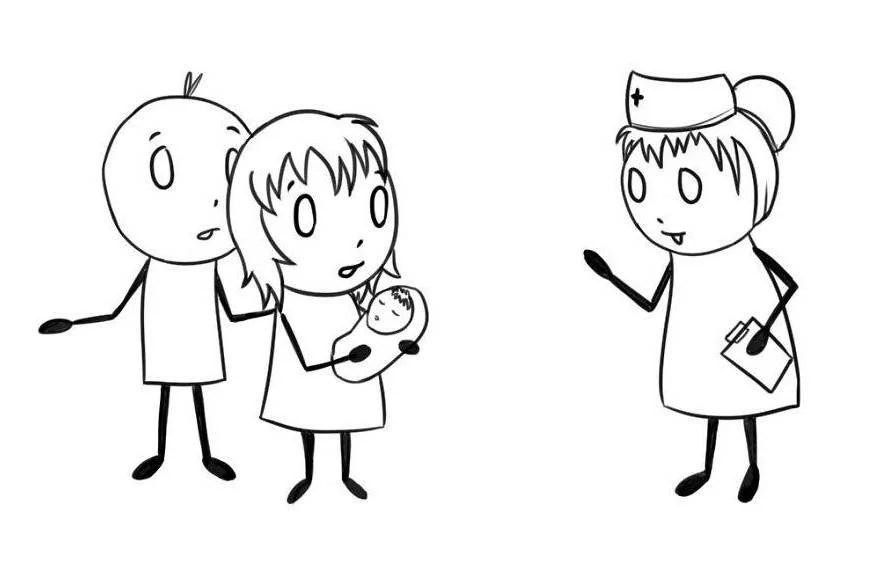 """Le """"cose"""" che solo le mamme e i papà possono capire: 29 vignette realistiche"""