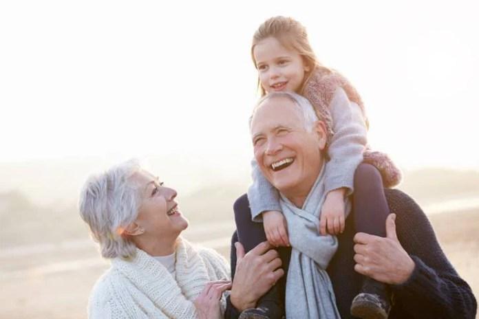 essere nonni
