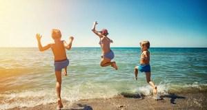 bambini e estate