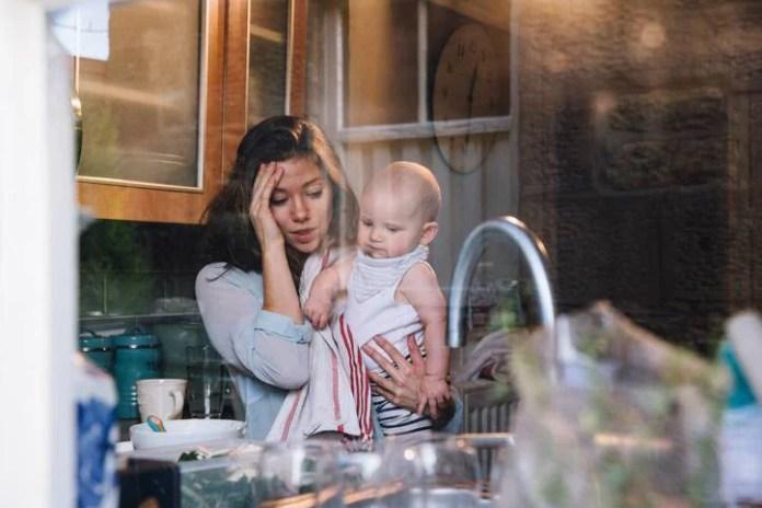 lavoro di una mamma