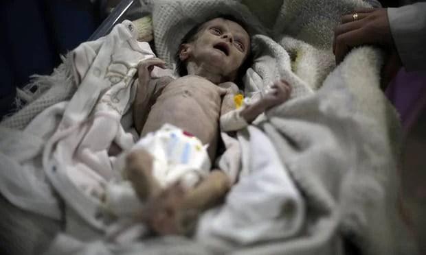 neonata morta di fame