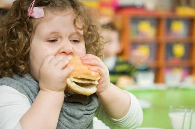 sovrappeso e obesità infantile