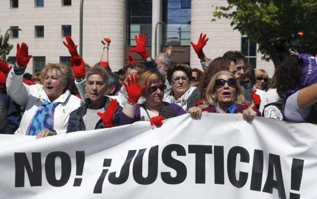 ragazza violentata in Spagna