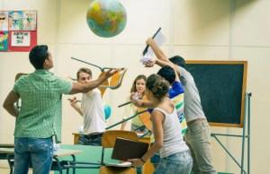 alunni bulli contro professori