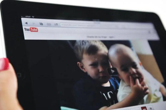 violazione youtube dati bambini