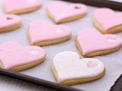 Regali Festa della Mamma biscotti cuore