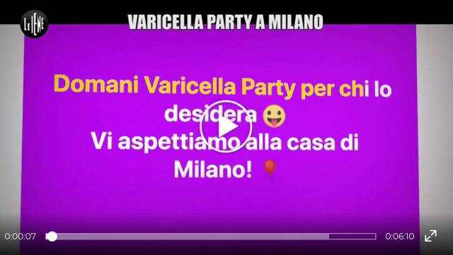 Varicella Party VIDEO