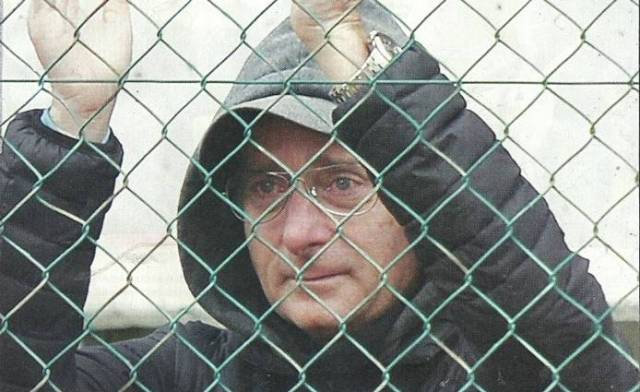 Paolo Bonolis papà
