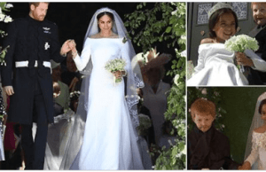 matrimonio di Harry e Meghan