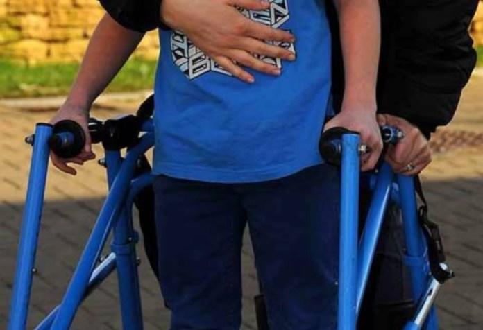 Displegia disabilità