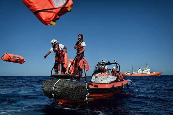 naufragio nel mediterraneo
