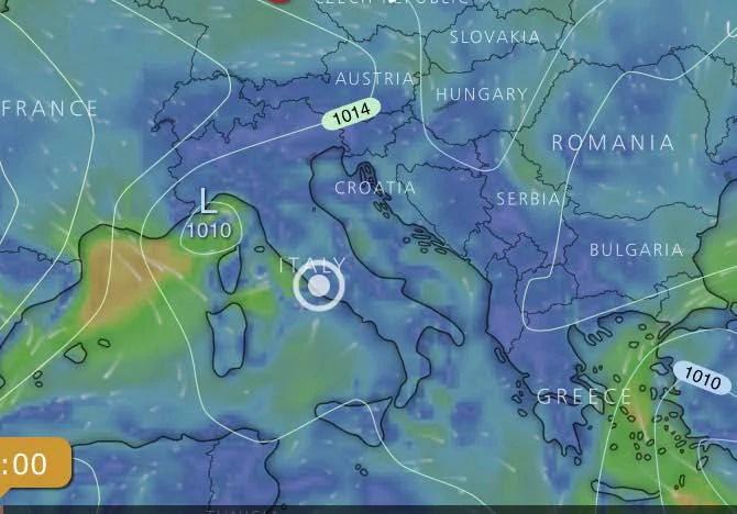 previsioni meteo 14 24 agosto 2018