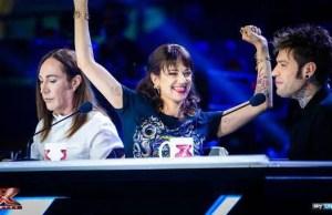 Asia Argento X Factor