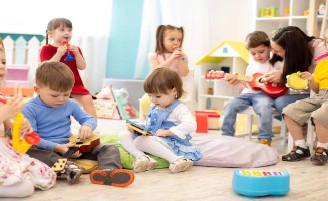 Scuola Dell Infanzia Le Linee Guida Per I Bambini Sotto I