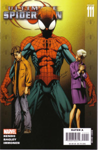Portada Ultimate Spider-Man #111