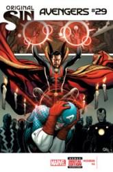Portada Avengers #29