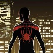 Portada Miles Morales: Ultimate Spider-Man #1