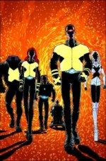 Los Nuevos X-Men de Grant Morrison, dibujados por John Cassaday.