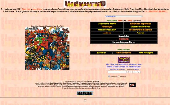 Universo Marvel 1.1